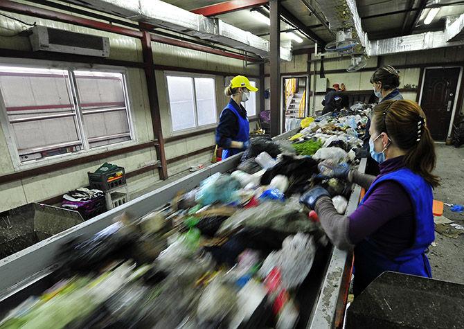 Кличко хочет построить два мусороперерабатывающих завода