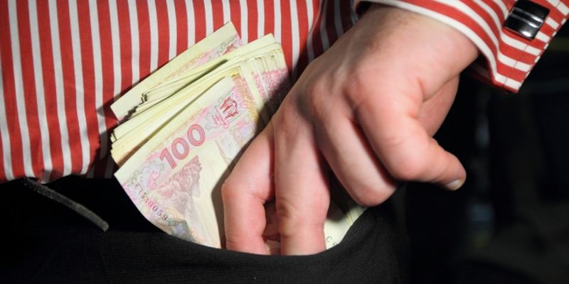 В Херсоне опять дерибанят бюджетные деньги?