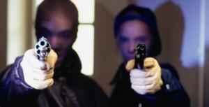Поліція у Херсоні розшукує грабіжників банку