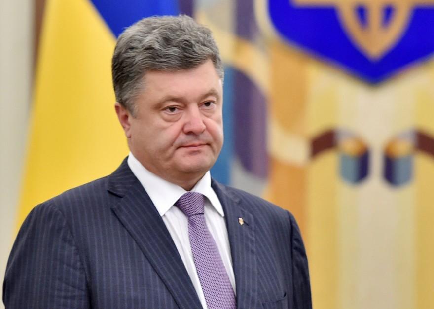 На Херсонщину завітав Петро Порошенко