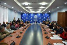 Приватні підприємці Херсонщини обговорили плани щодо спільної роботи з ОДА в 2017 році