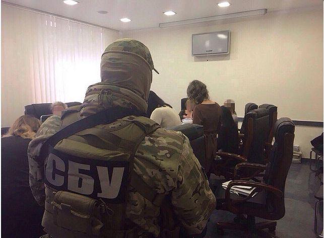 СБУ раскрыло хищения на «Херсоноблэнерго»