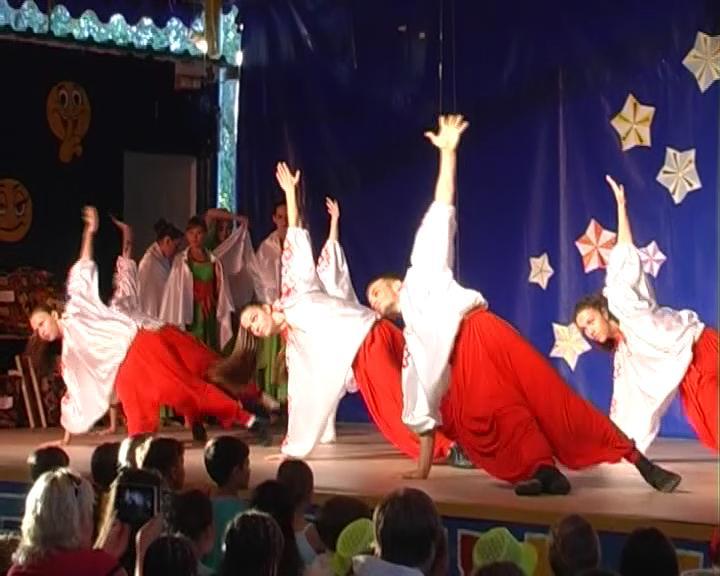 У Лазурному пройде масштабний хореографічний фестиваль «Зірки Прибрежного»