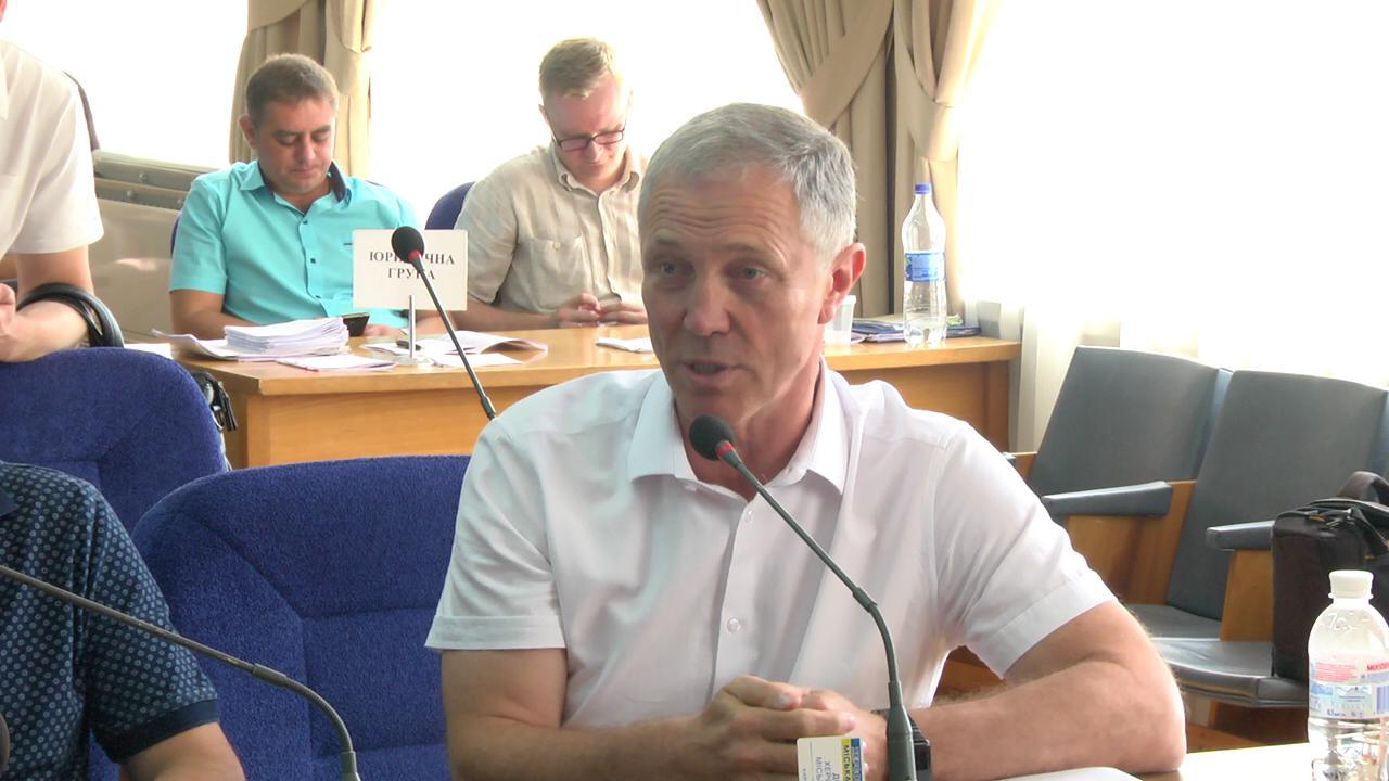 Володимир Сальдо хвилюється за мостоперехід, але куди поділося 56 млн. грн мовчить
