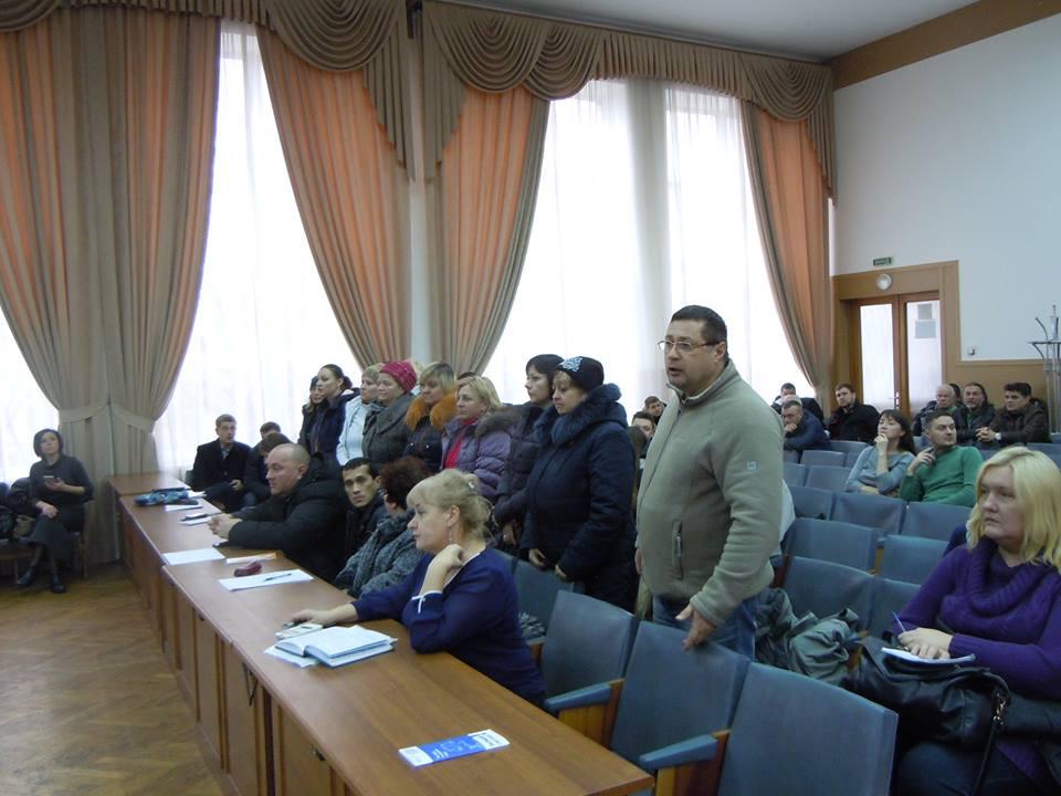 Сьогодні херсонські депутати не підтримали створення хоспісу замість пологового відділення Тропінки