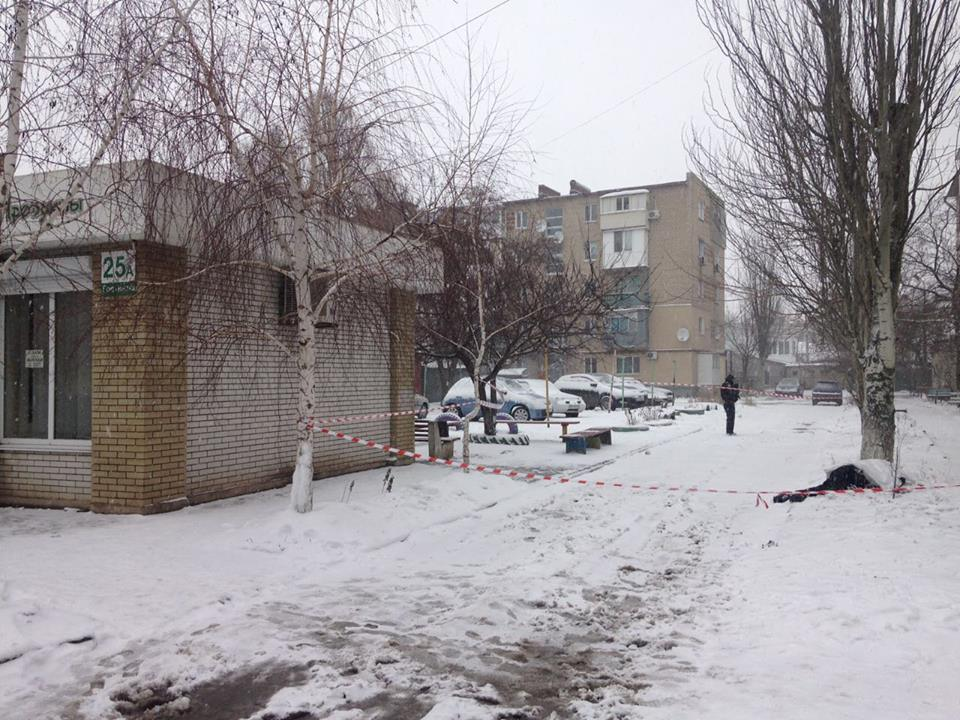 У Запорізькій області пролунав вибух гранати, є постраждалі
