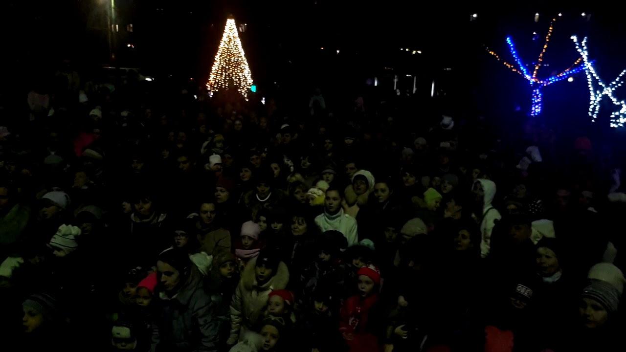 У Херсоні зафіксували рекорд України з виконання різдвяних колядок