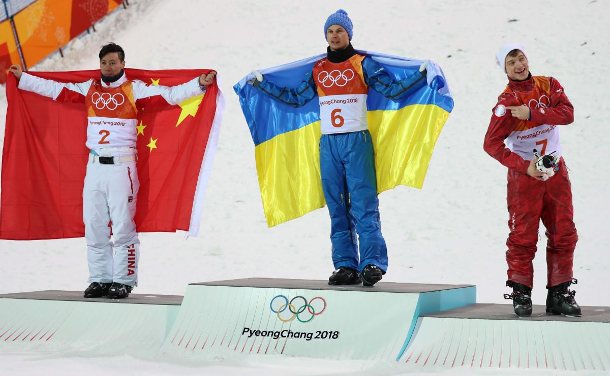 Чому херсонських спортсменів немає на зимових Олімпійських іграх