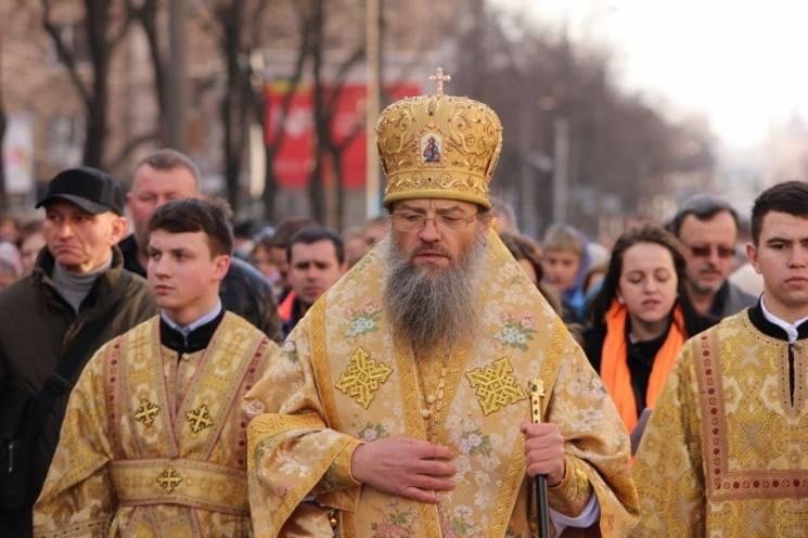 У Запоріжжі за скандальною хресною ходою Московського патріархату спостерігатиме ОБСЄ