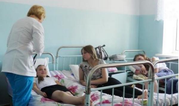 У Миколаєві 37 школярів отруїлися газом