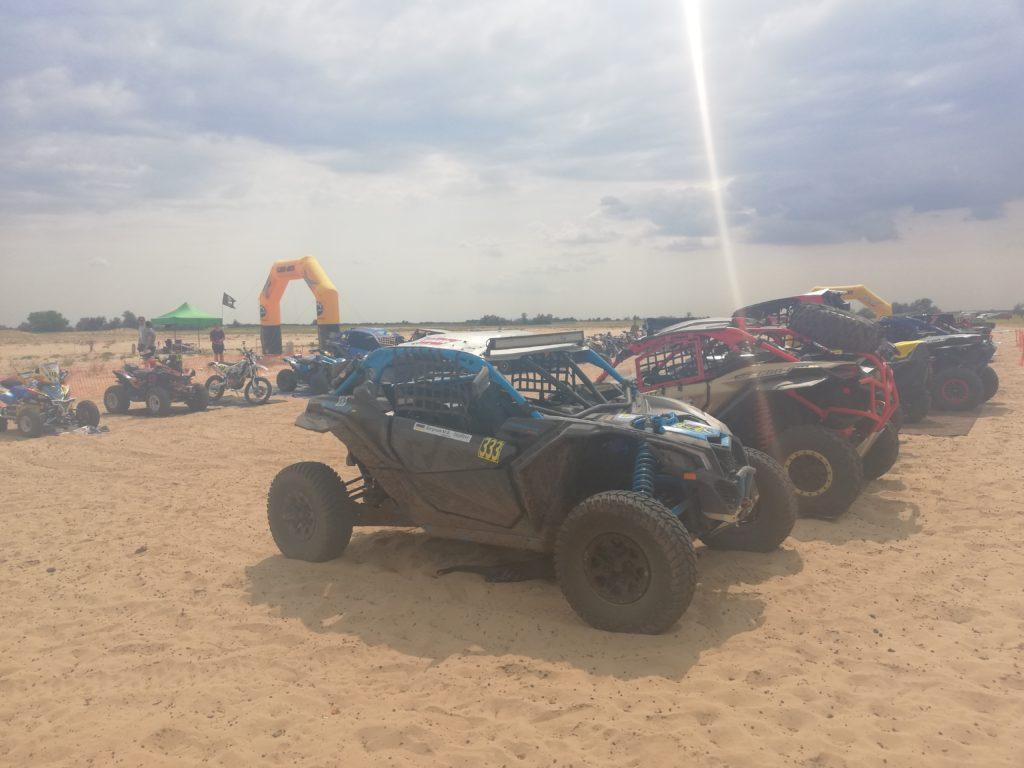 В Олешківських пісках розпочались екстремальні перегони