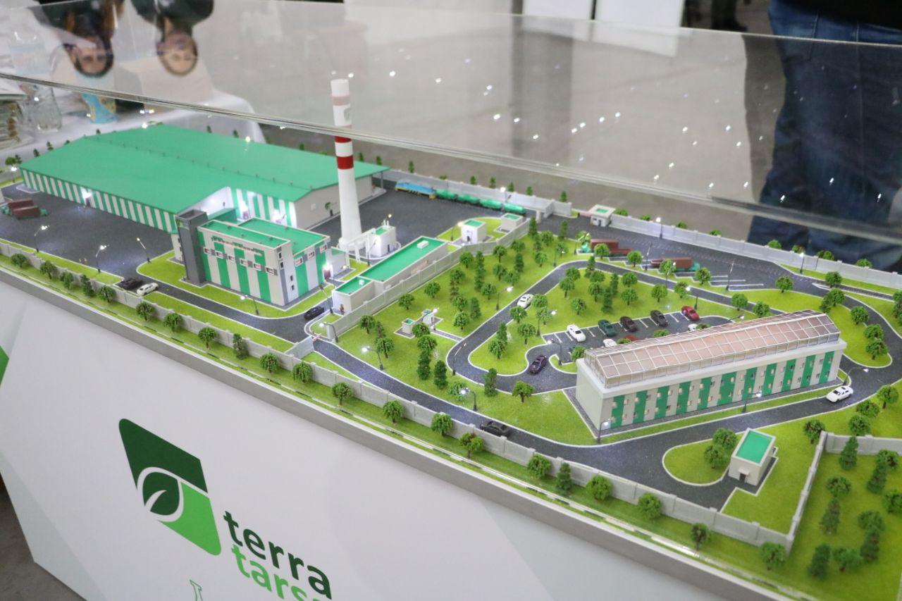 На Херсонщині розпочато виробництво рідких мінеральних добрив