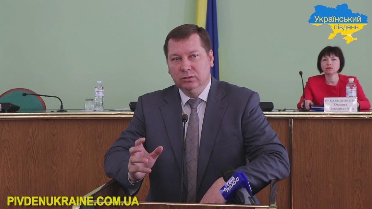 Президент звільнив Андрія Гордєєва з посади голови Херсонської ОДА