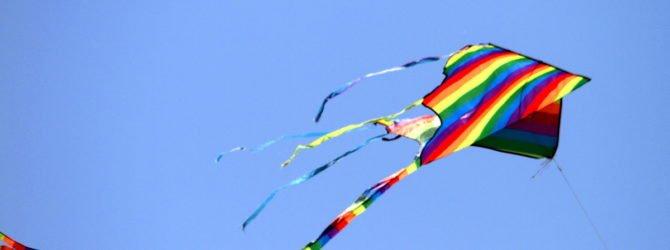 У Широкій Балці відбудеться фестиваль повітряних зміїв (Відео)