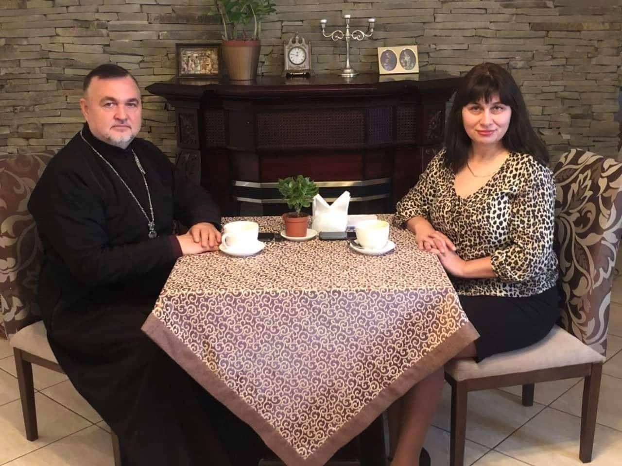 У Херсоні стартував новий телепроєкт «Кава з Лідією Григор'євою»