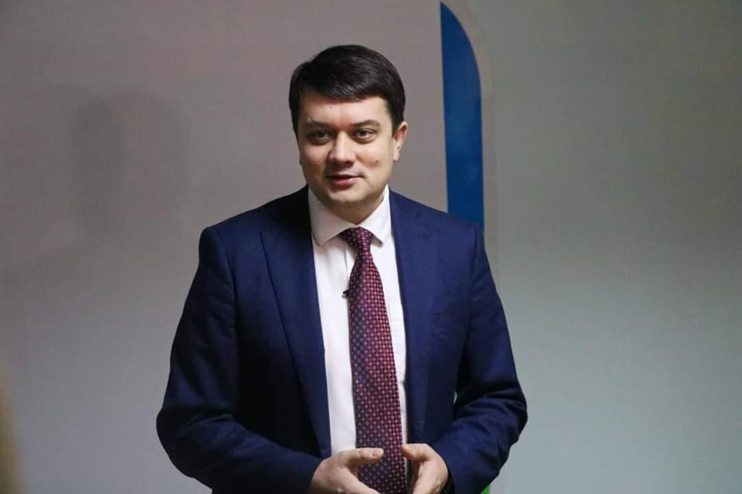 Дмитро Разумков у Херсоні розповів як покращити стан доріг в області