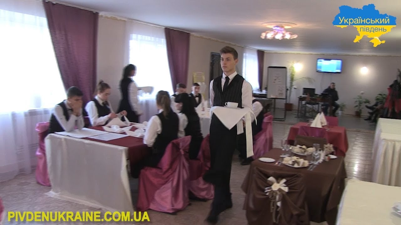 Де на Херсонщині вчать затребуваним професіям (Відео)