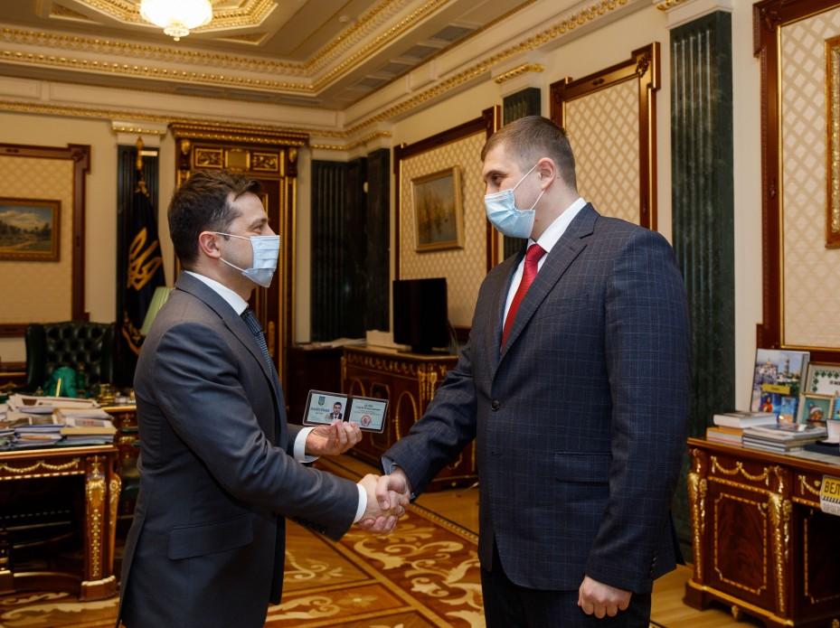 Президент призначив Сергія Козиря головою Херсонської ОДА