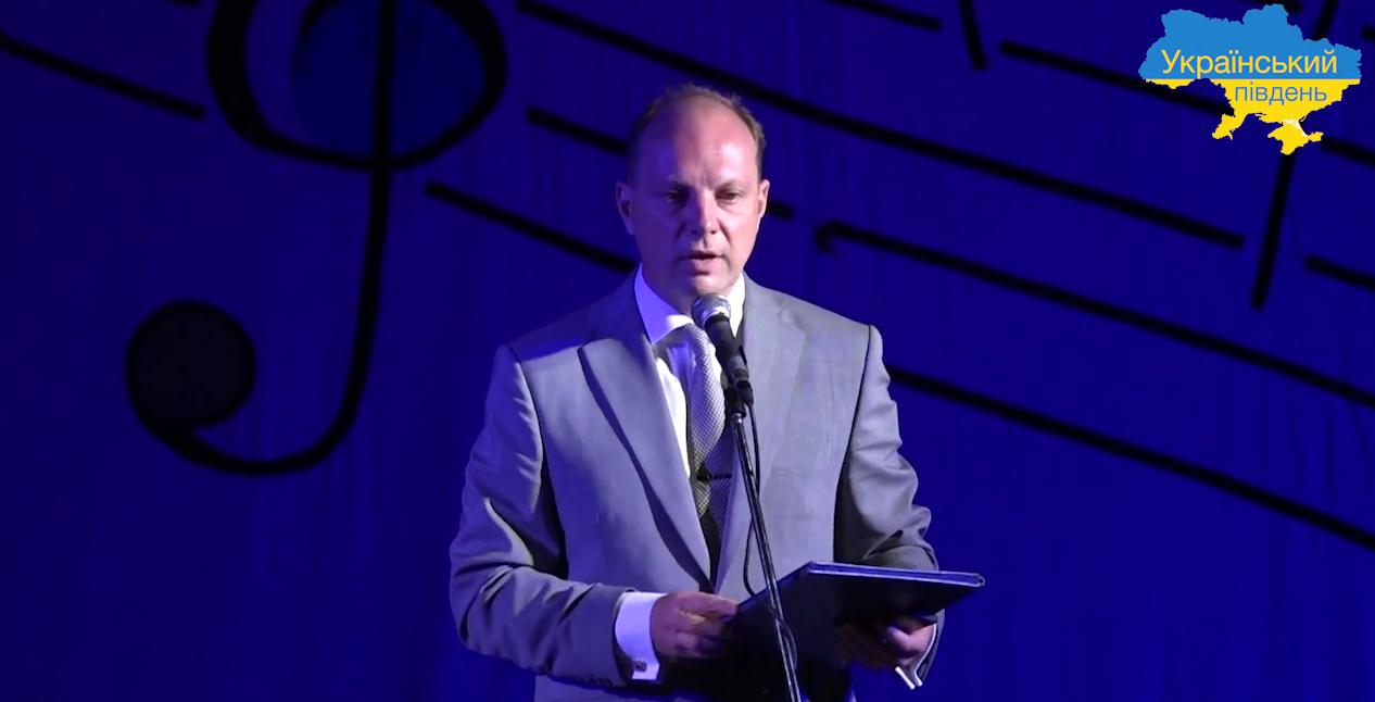 Директора херсонської школи нагородили орденом Української Православної Церкви Святого Ярослава Мудрого (відео)