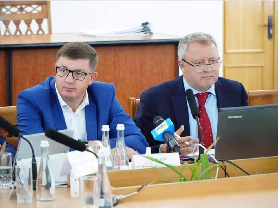 У Херсоні відбулося виїзне засідання Комітету Верховної Ради України з питань правової політики