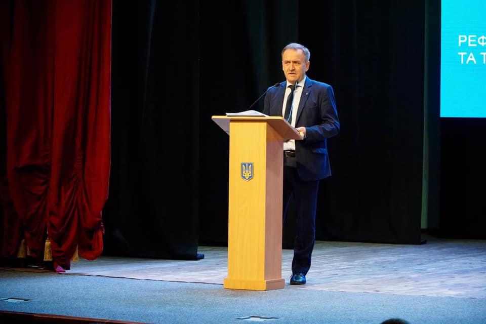 Форум представників місцевих громад проходить на Херсонщині